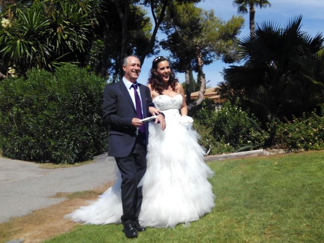 La boda de Gabi y Iris  en Alacant/alicante, Alicante 1