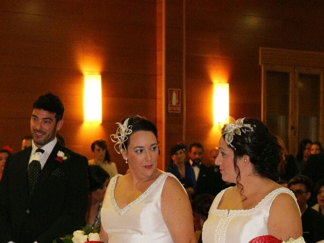 La boda de Fany y Vicky en Monachil, Granada 1