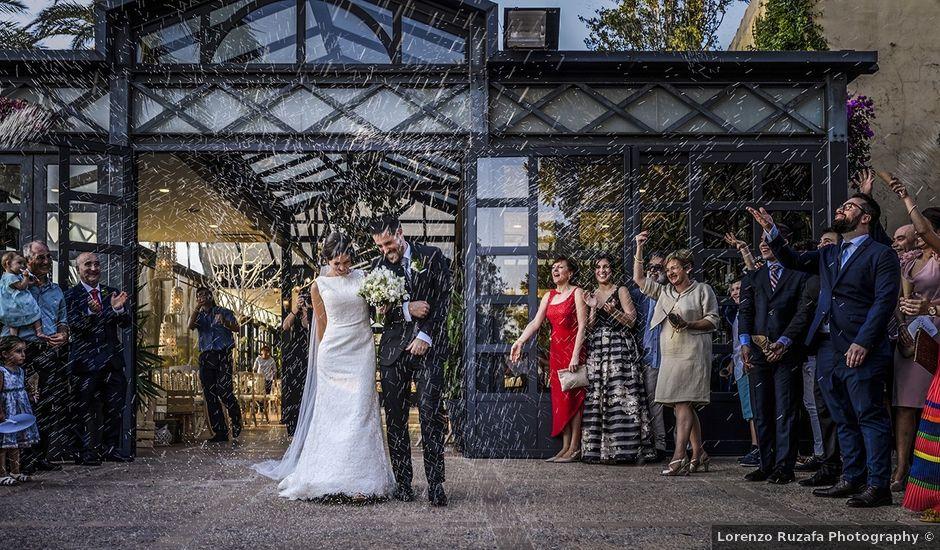 La boda de Victor y Raquel en El Puig, Barcelona