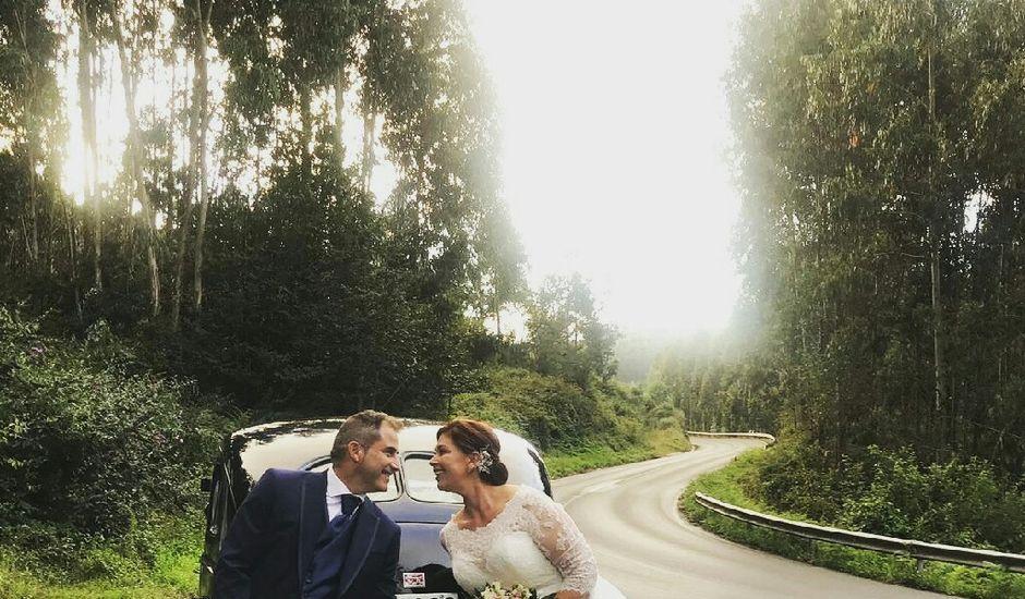 La boda de Carlos y Alba en Ferrol, A Coruña