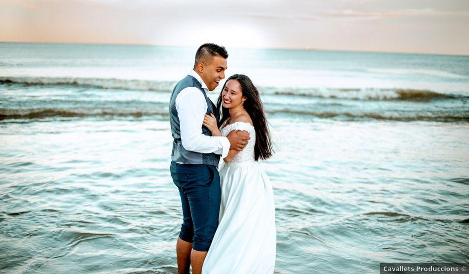 La boda de Alex y Tania en Albal, Valencia