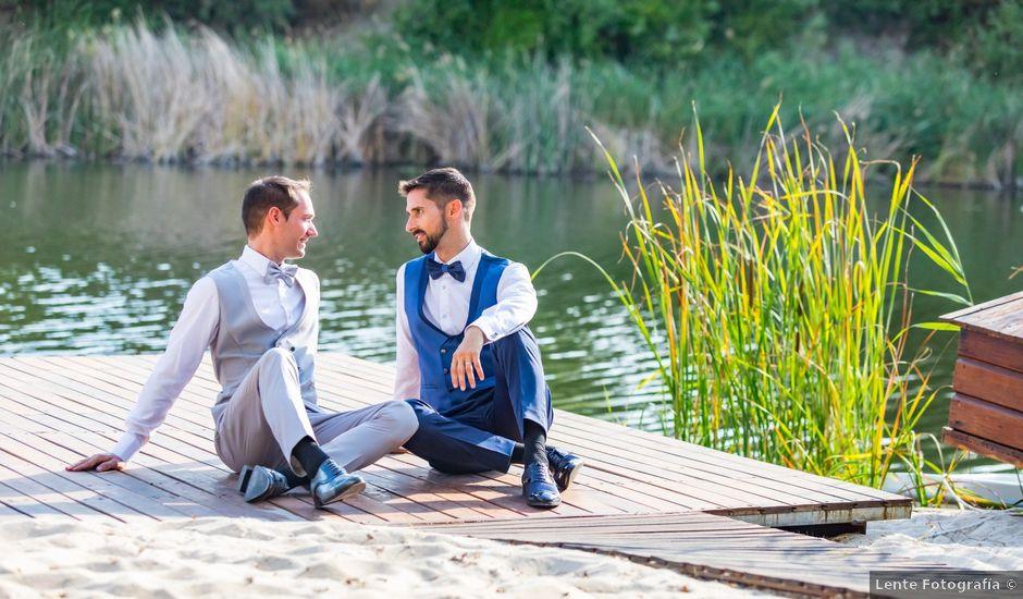 La boda de Carlos y Iván en Arganda Del Rey, Madrid