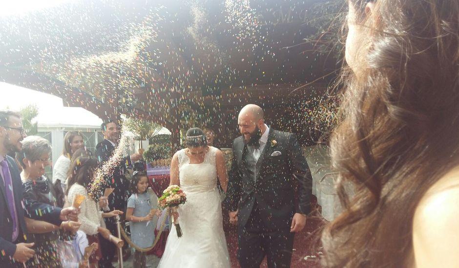 La boda de Juanan y Irene en El Olivar, Madrid
