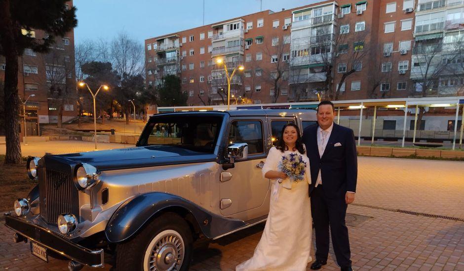 La boda de Juanlu y Irene en Alcorcón, Madrid