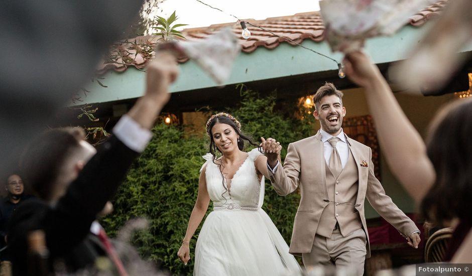 La boda de David y Vero en Madrid, Madrid