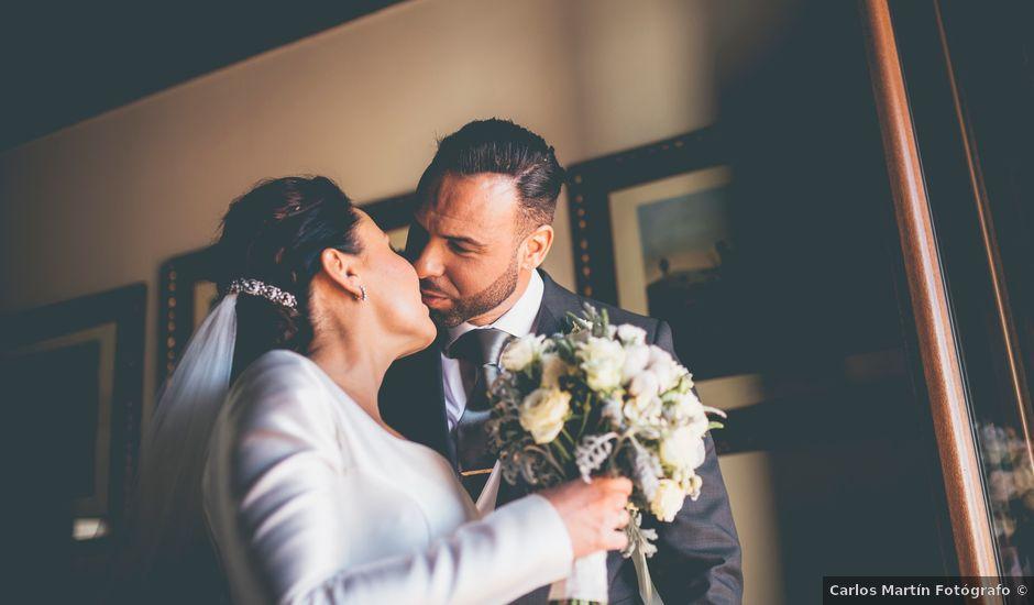 La boda de Ángel y Rosa en Huelva, Huelva