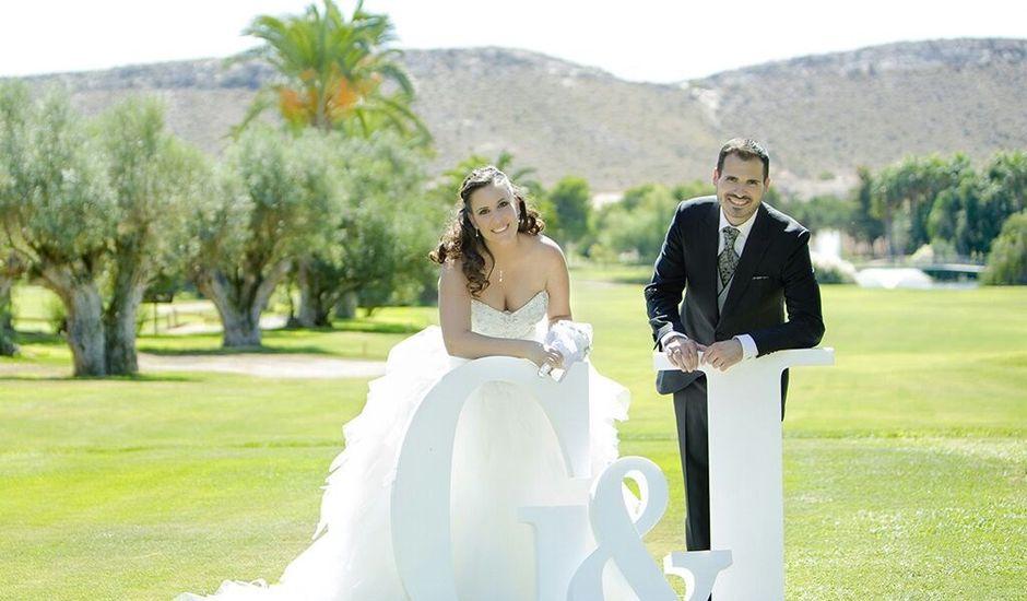 La boda de Gabi y Iris  en Alacant/alicante, Alicante