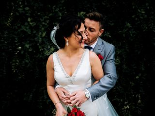 La boda de Mari José y Alex