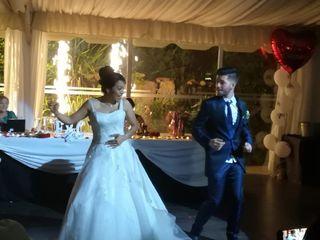 La boda de Carolina y Fran