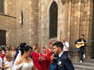 La boda de Carolina y Fran 3