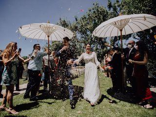 La boda de Carmen y Quique