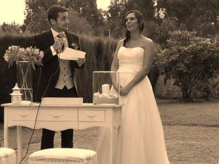La boda de Yasmina y Manu