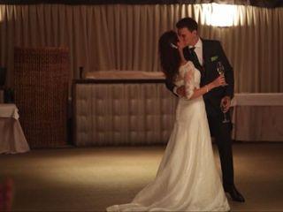 La boda de Marina y Nacho
