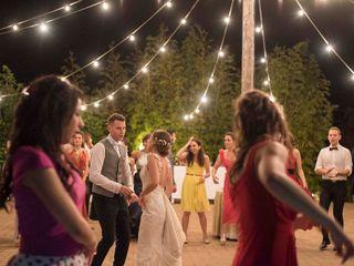 La boda de Andrea y Aaron 1