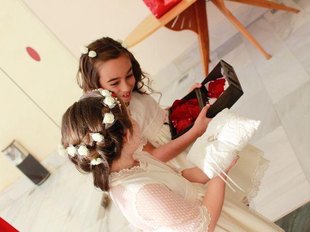 La boda de Javier y Beatriz en Salobreña, Granada 1
