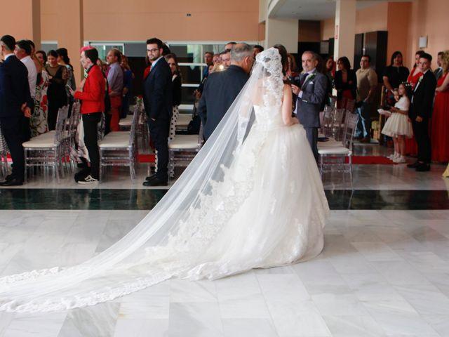 La boda de Javier y Beatriz en Salobreña, Granada 2