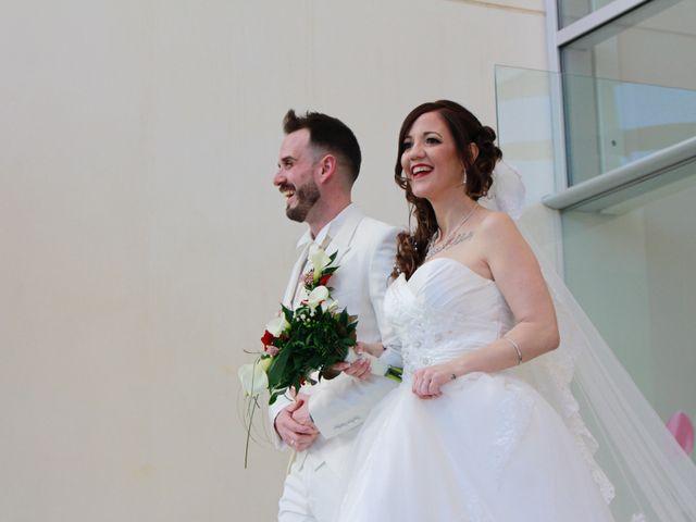 La boda de Javier y Beatriz en Salobreña, Granada 8