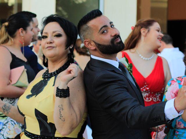 La boda de Javier y Beatriz en Salobreña, Granada 9