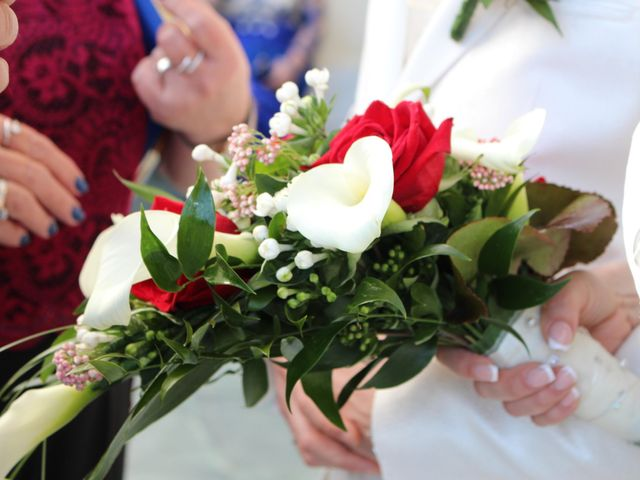 La boda de Javier y Beatriz en Salobreña, Granada 11