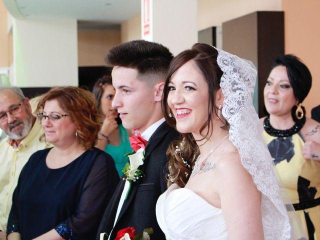 La boda de Javier y Beatriz en Salobreña, Granada 13