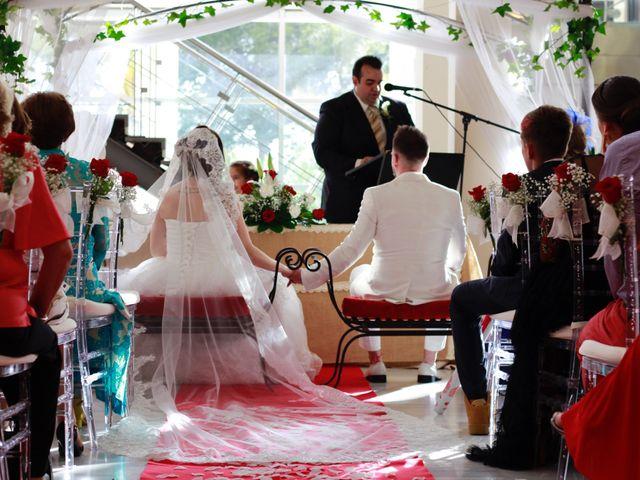 La boda de Javier y Beatriz en Salobreña, Granada 14