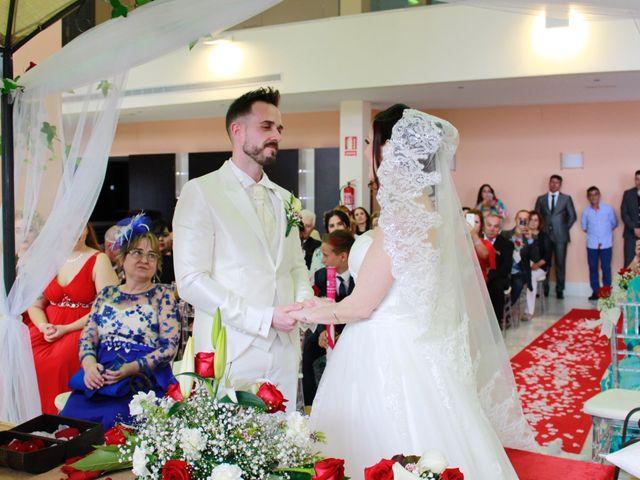 La boda de Javier y Beatriz en Salobreña, Granada 15