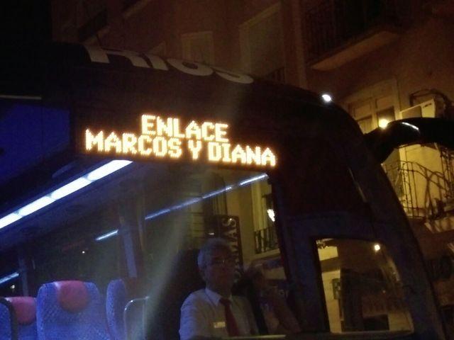 La boda de Marcos  y Diana  en Murcia, Murcia 2