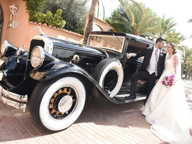 La boda de Jose Luis y Patricia en Naquera, Valencia 1