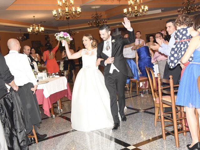 La boda de Jose Luis y Patricia en Naquera, Valencia 2