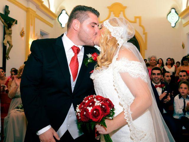 La boda de Antonio y Marga en Cartagena, Murcia 15