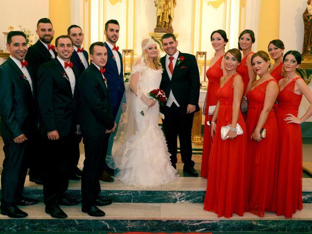 La boda de Antonio y Marga en Cartagena, Murcia 16