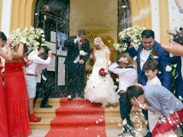 La boda de Antonio y Marga en Cartagena, Murcia 17