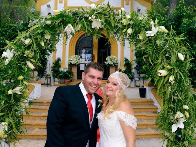 La boda de Antonio y Marga en Cartagena, Murcia 19