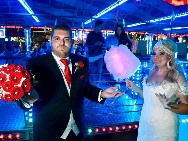 La boda de Antonio y Marga en Cartagena, Murcia 1