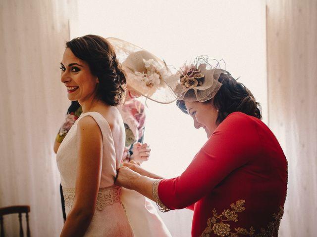La boda de Edu y Consoli en Manzanares, Ciudad Real 17