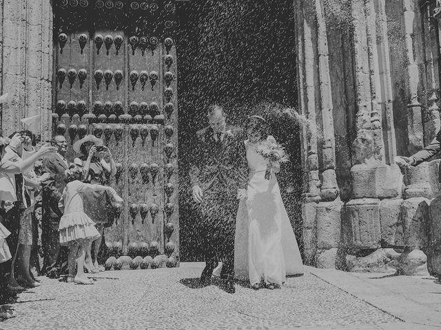 La boda de Edu y Consoli en Manzanares, Ciudad Real 33
