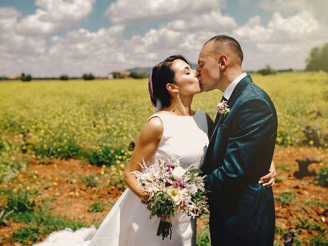 La boda de Edu y Consoli en Manzanares, Ciudad Real 35
