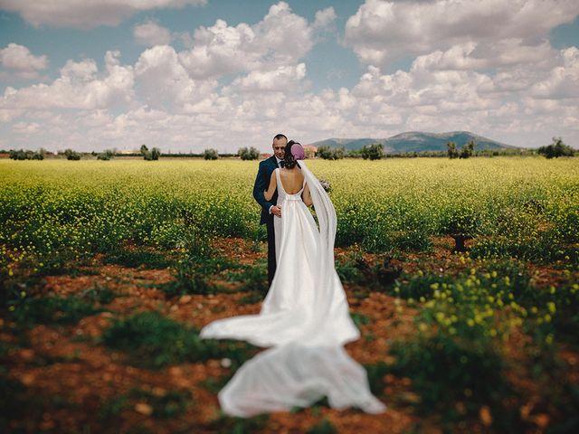 La boda de Edu y Consoli en Manzanares, Ciudad Real 37
