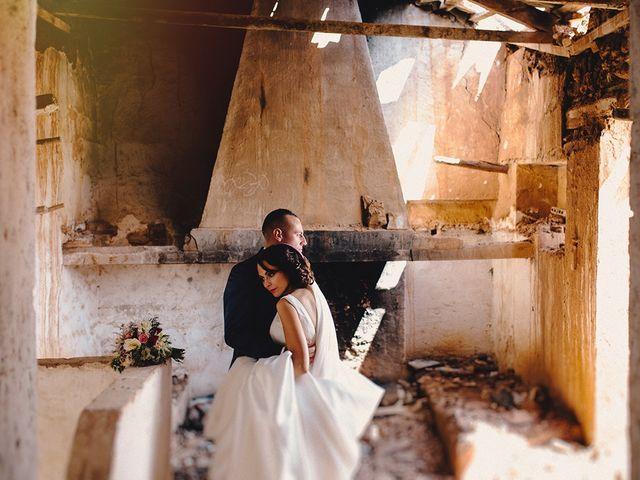 La boda de Edu y Consoli en Manzanares, Ciudad Real 1