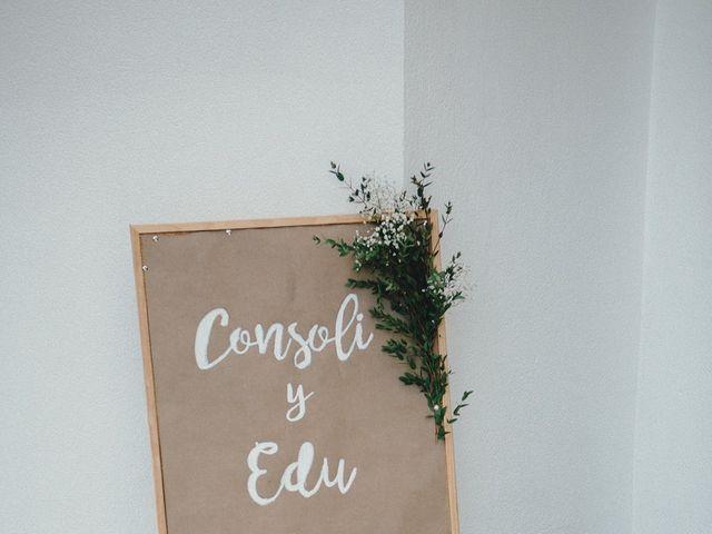 La boda de Edu y Consoli en Manzanares, Ciudad Real 48