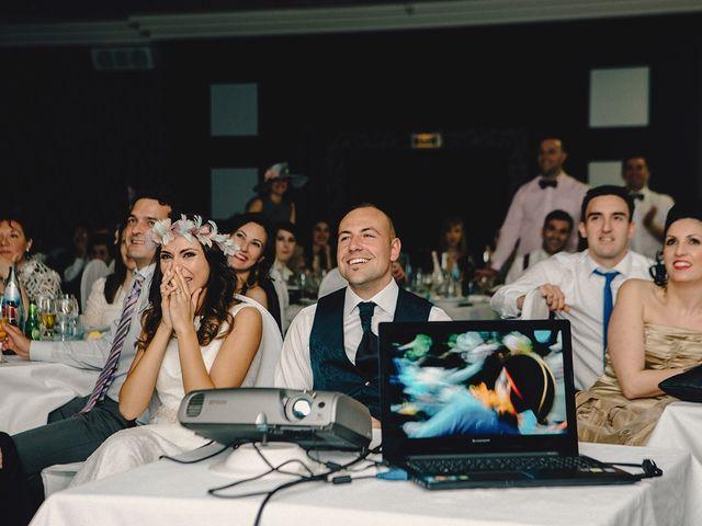 La boda de Edu y Consoli en Manzanares, Ciudad Real 58