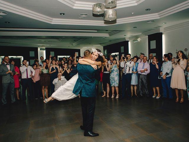 La boda de Edu y Consoli en Manzanares, Ciudad Real 61