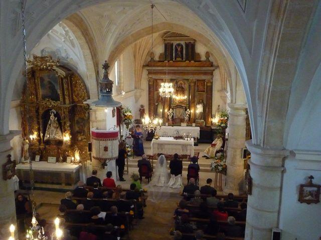 La boda de Gabriel  y María Pilar en Domingo Garcia, Segovia 3