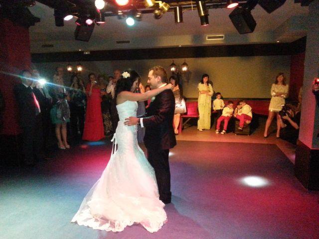La boda de Gabriel  y María Pilar en Domingo Garcia, Segovia 4