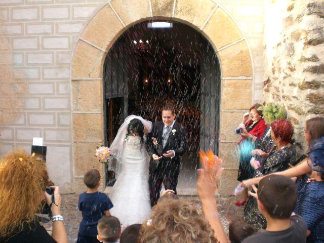 La boda de Gabriel  y María Pilar en Domingo Garcia, Segovia 8