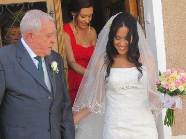 La boda de Gabriel  y María Pilar en Domingo Garcia, Segovia 2