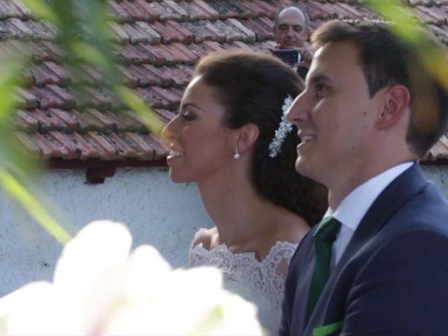 La boda de Nacho y Marina en Collado Villalba, Madrid 1
