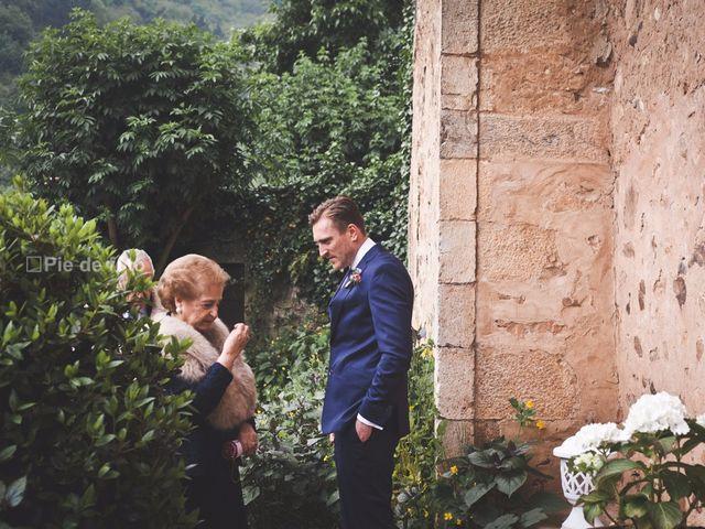 La boda de Piers y Marta en Grado, Asturias 12