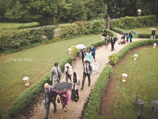 La boda de Piers y Marta en Grado, Asturias 13