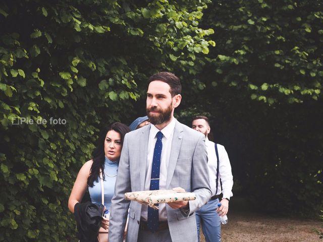 La boda de Piers y Marta en Grado, Asturias 15